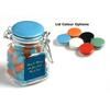CONF-645-BK Jelly Beans in Clip Lock Jar 80G