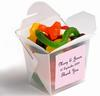 CONF-660 Frosted PP Noodle Box filled with Party Mix 180g