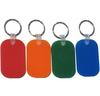FK-30 Soft Cornered Rectangular Flexi Keyrings