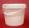 DB-4-WH 4 Litre Donation Bucket with lid