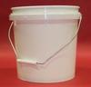 DBS-10-WH 10 Litre Donation Bucket, with lid