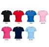 TSL-45 Lily coloured T-Shirt - ladies (Printed)