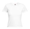 TSL-45-W Lily white T-Shirt, ladies (Printed)