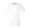 TSU-50-W Lucas Heavy Cotton white T-Shirt (Printed)