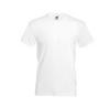 TSU-55-W Angelo V-Neck  white T-Shirt (Printed)