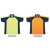 HVC-75 Callum Hi Vis Arm Tape Polo (Printed)
