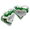 CONF-110-50 Acrylic Heart filled with Jelly Beans 50g