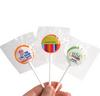 CONF-140-Y Small Branded Lollipops
