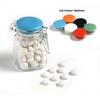 CONF-155-BK Mints in Clip Lock Jar 80g
