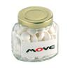 CONF-165 Mints in Squexagonal 90G Jar