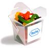 CONF-330 Frosted PP Noodle Box filled with Party Mix 180g