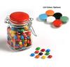 CONF-415-BK Mini M&Ms in Clip Lock jar 80g